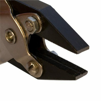 Parallel Plier Flat Nose Serrated | PLR-865.00