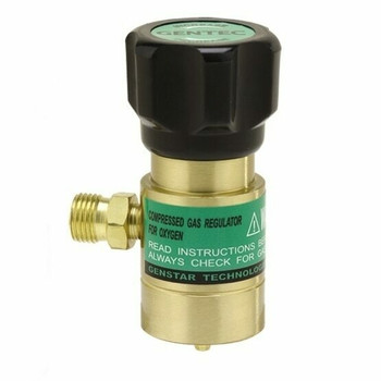 Oxygen Regulator for Disposable Tanks (Grst-X) | SOL-208.01