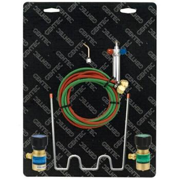 Little Torch Portable Kit | Propane/Oxygen For Disposable Tanks (Kstp14-Tsp) | SOL-208.00