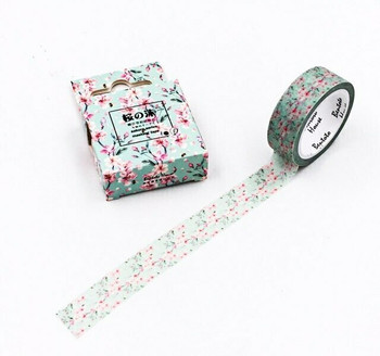 Bentoto House Washi Tape | 15mm x 7m | 6971034173258