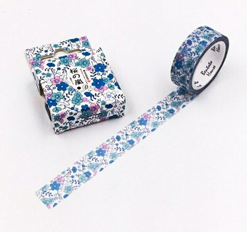 Bentoto House Washi Tape | 15mm x 7m | 6971034173227