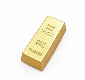 Fridge Magnet | Gold Bar | FM020