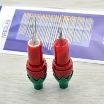 Chili Pepper Twist-Up Needle Storage Tube | H20201157