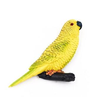 Fridge Magnet   Yellow Parakeet   FM029