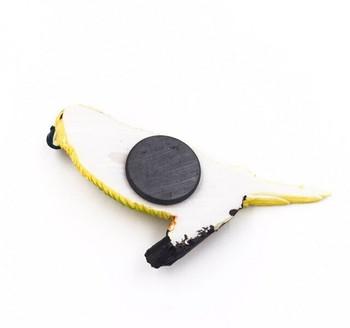 Fridge Magnet | Yellow Parakeet | FM029
