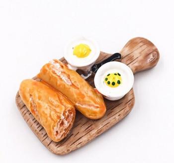 Fridge Magnet   Bread & Butter   FM033