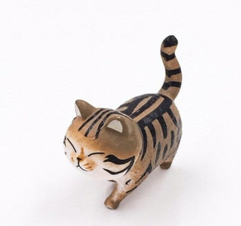 Cat Fridge Magnet | Tabby | FM046
