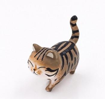 Cat Fridge Magnet | Tabby | FM046