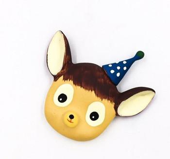 Party Animal Fridge Magnet   Deer   FM053