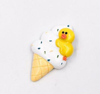 Ice Cream Fridge Magnet | Chick | FM057