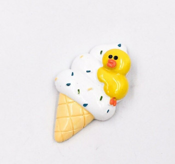 Ice Cream Fridge Magnet   Chick   FM057