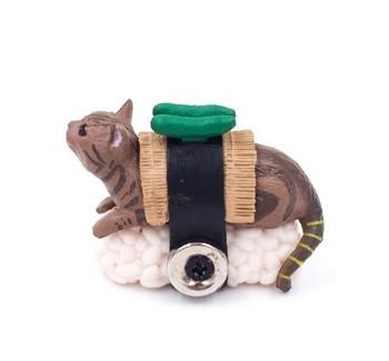 Cat-shimi Fridge Magnet | Pickles | FM062