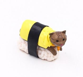 Cat-shimi Fridge Magnet   Blanket   FM064