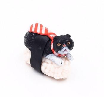 Cat-shimi Fridge Magnet | Necktie | FM066