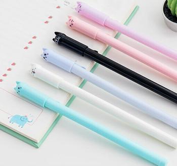 Kitty Cat Pens | 0.5mm Black | H20200686-91