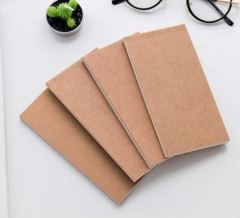 Kraft Paper Notepads | H20200692-95