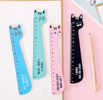 Cat Ruler | 15cm | H20200651-54
