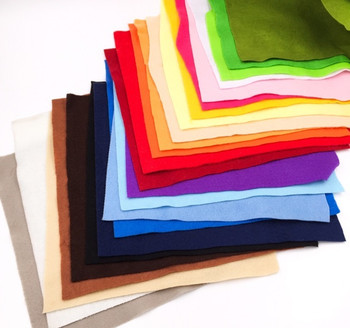 Felt Sheet | 30x30cm | 24 color options | H190514