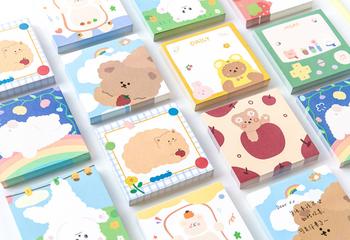 Cute Animal Tear-away Notepads | 9 Styles | H20201613-21