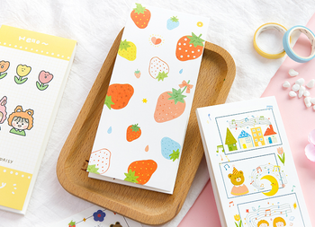 Storybook Notepads   6 Styles H20201677-82