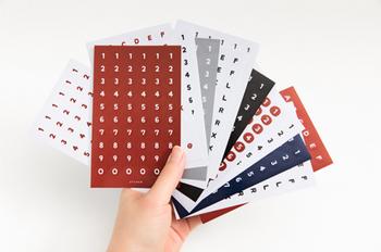 Sticker & Memo Packs | 4 Styles | H20201683-86