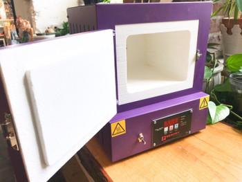 (Free Shipping) Paragon SC2 Enamelling Kiln | Purple | SC2P
