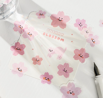 Papermore Cherry Blossom Stickers   6921345258700