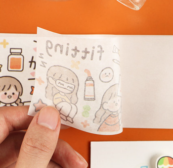 Large Washi Tape | 6 Styles | H20201560-65