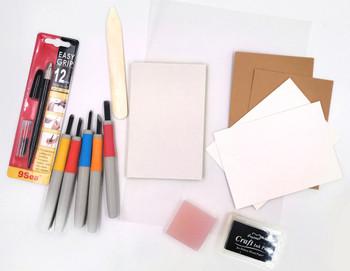 Stamp Making Starter SAVING Kit | STMKIT01