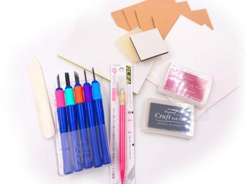 Stampmaking Starter Kit Advanced Saver | STMKA01