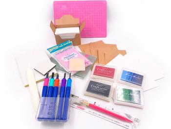 Stampmaking Starter Kit Advanced | Save More | STMKA02