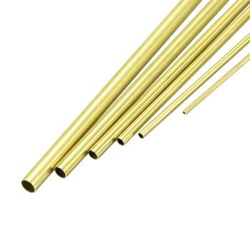 Brass Tubing OD:1.5mm ID:0.8mm   BT015