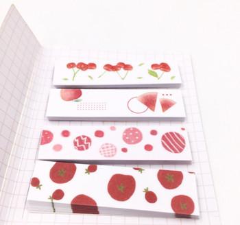 Washi Tape Sticky Notes | Sweet Fruit | 6925952229672