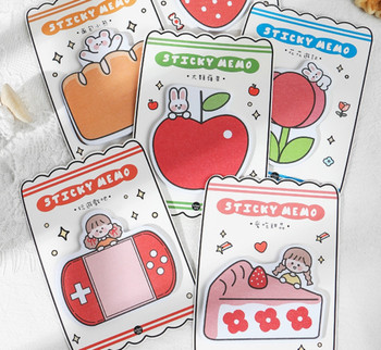 Hisome Sticky Notes   H20201477-82