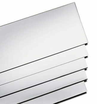 Silver Sheet Solder, Medium 2 Sq. In   101701  Bulk Prc Avlb