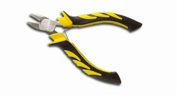 Good Gear Mini pliers diagonal-cutting 4 in.(100mm) nickel finis | 4920501015326