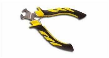 Hurricane Mini pliers end-cutting 4 in. nickel finish   6488241031566