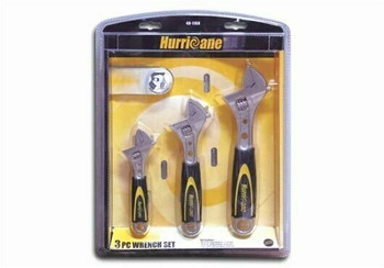 Hurricane 3pc wrench set 6~10in   HU401168