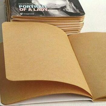 "Imagionte Sketch Book ""Revolution"" 11.9x15.9cm 48Pg | JI0031"