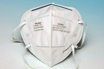 MASKS 3M 9002 N95 SAFETY RESPIRATOR (2pc) | 3M9002A