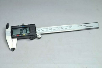 "Digital Caliper | 6"" (150mm) 