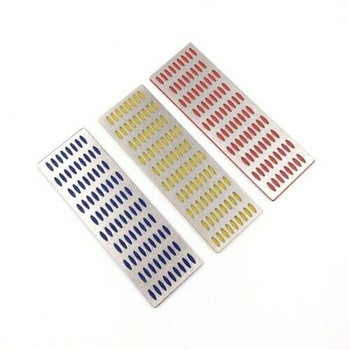 Diamond File Plate 3Pc Set | DMD006