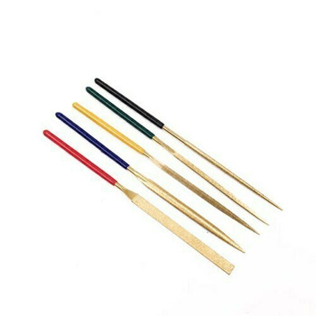 Diamond Needle File 5Pc Set | DMD005