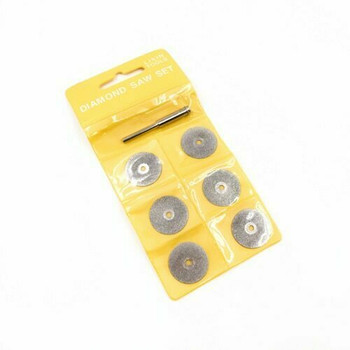 Diamond Disc Saw 7 pc Set | DMD002