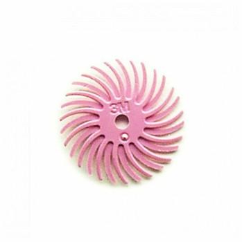 "3M pumice 9/16"" Radial Bristle Disc | 332574 |Bulk Prc Avlb"
