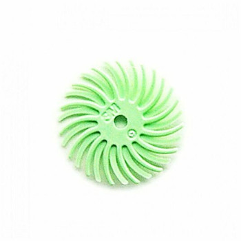 "3M 1 Micron 9/16"" Radial Bristle Disc | 332577 |Bulk Prc Avlb"