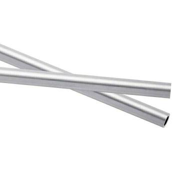 925 Sterling silver Heavy-Wall Tubing,OD:3mm ID:1.98mm |Sold by cm | 100425 |Bulk Price Avlb