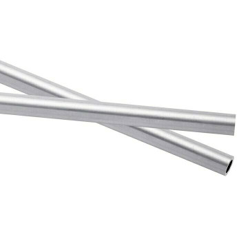 925 Sterling silver Heavy Wall Tubing,OD:4.83mm, ID:3.56mm |Sold by cm | 100428 |Bulk Price Avlb