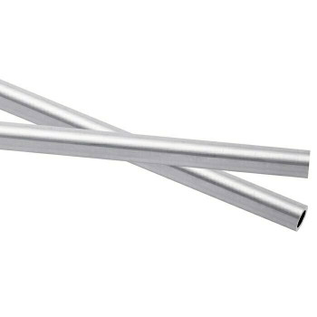 925 Sterling silver Heavy Wall Tubing OD:6.1mm ID:4.85mm | Sold by cm | 100430 |Bulk Prc Avlb