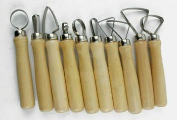 Pottery Loop Tools   Bo0015
